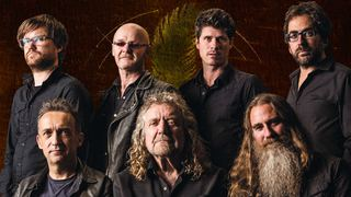 Robert Plant ve grubu The Sensational Space Shisfters Açıkhava'da!