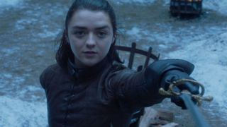 Maisie Williams, Game of Thrones 8. sezondaki son sahnesini anlattı