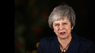 Theresa May güvenoyu aldı