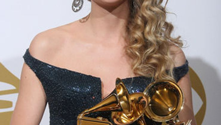 Grammy'de Taylor Swift rüzgârı