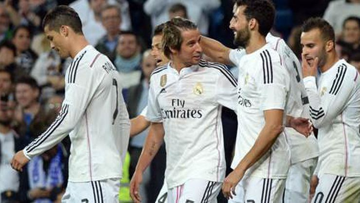 Real Madrid 3-0 Almeria