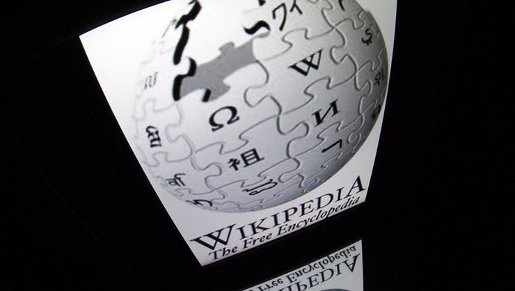 Wikipedia, AB'yi protesto ediyor